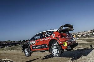 WRC Son dakika Citroen, Meeke'nin yaptığı kaza nedeniyle hayal kırıklığı yaşıyor