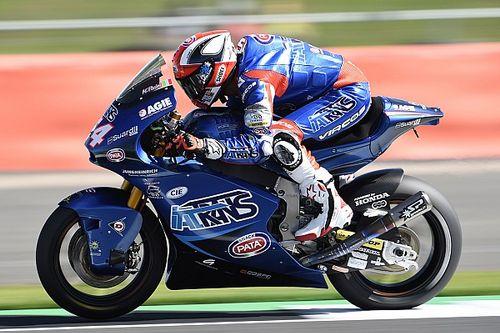 Tris di Mattia Pasini, è pole position anche a Silverstone