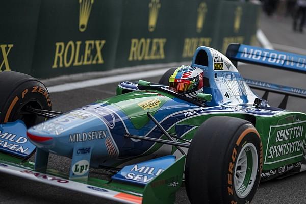 VÍDEO: A volta de Mick no carro de Michael Schumacher
