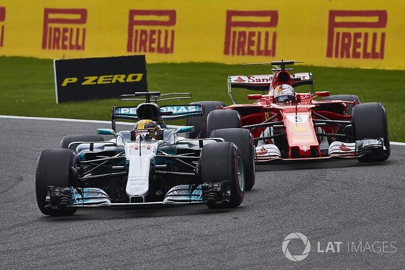 "Mercedes se dice ""100% alineada"" con Ferrari sobre el futuro de la F1"
