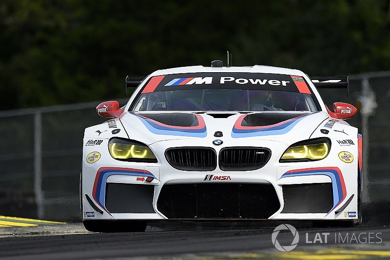 Petit Le Mans: Nissan, BMW, Acura lead classes after four hours