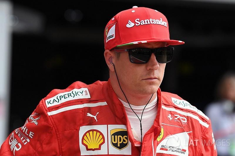 """Räikkönen: """"A gyermekeim miatt nem lettem lassabb"""""""