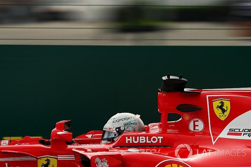 Vettel seguirá en Ferrari tres años más