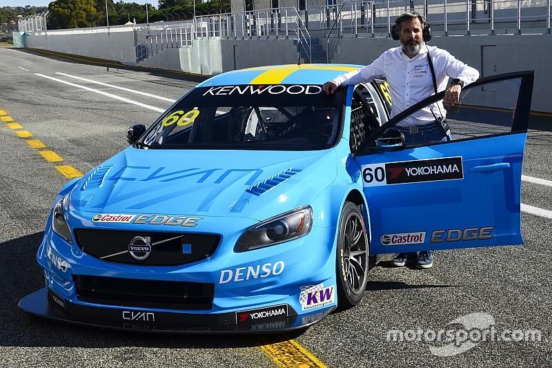 Yvan Muller rejoint Volvo comme pilote de développement et consultant