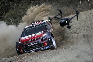 WRC Etappeverslag WRC Mexico: Meeke aan de leiding na vrijdag, problemen voor concurrentie