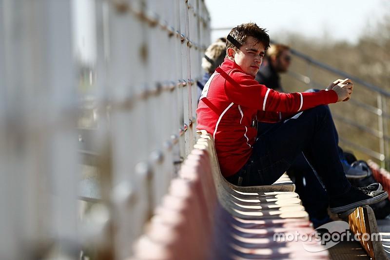 Leclerc en lice pour être réserviste chez Sauber