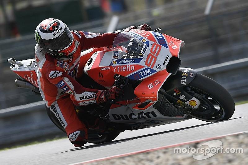 "Valentino Rossi bei MotoGP in Brno: ""Ducati beunruhigt mich"""