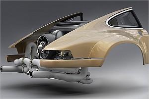 Automotive News Singer und Williams bauen neuen 911er-Motor mit 500 PS