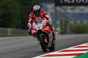 MotoGP Prove libere Red Bull Ring, Libere 2: Dovizioso e la Ducati fanno la voce grossa