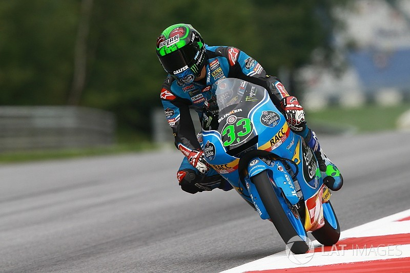 Red Bull Ring, Libere 3: bella zampata di Enea Bastianini!