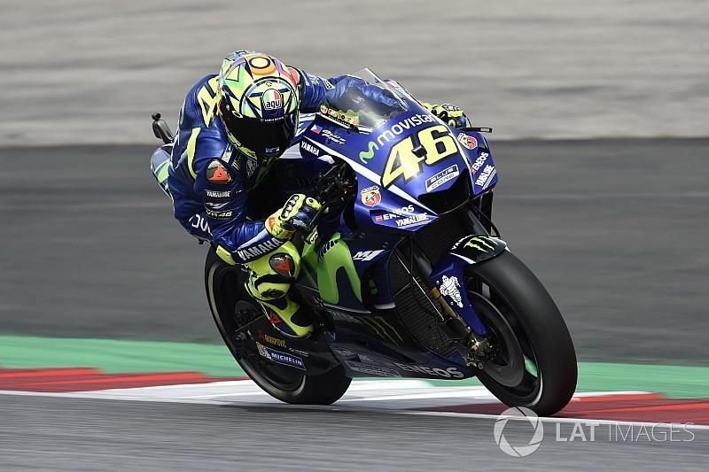 """Valentino Rossi: Bei MotoGP in Österreich """"einfach nicht stark genug"""""""
