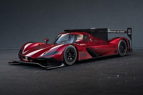 Mazda reveals new DPi prototype