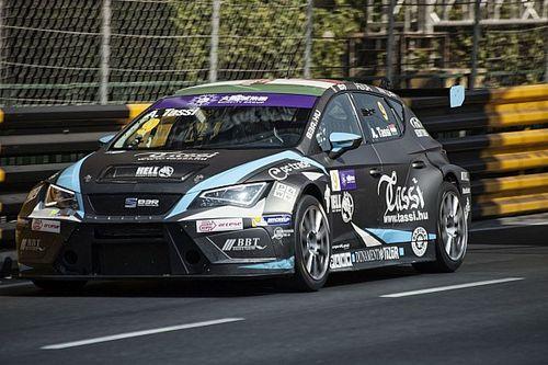 B3 Racing: Borkovic pontszerzéssel zárta a TCR-szezont Makaón