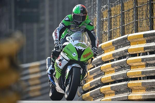 Other bike Macau GP: Jessopp grabs bike pole