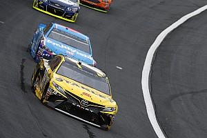 NASCAR Cup Reporte de prácticas Keselowski lidera primera práctica en Talladega
