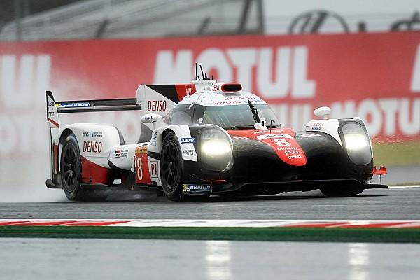 Fuji, Libere 3: Sébastien Buemi porta in vetta la Toyota
