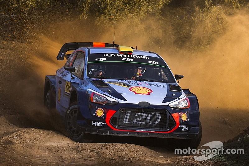 Sorpresa Mikkelsen: chiude in testa la prima tappa del Rally di Spagna