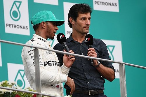 "Webber: ""Hamilton naast Senna, record Schumacher in gevaar"""