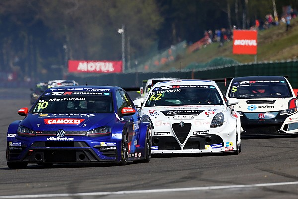 TCR returns to Italy's 'Temple of Speed'