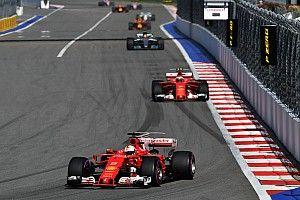 Раскрыто: сколько получат команды Ф1 в 2017 году
