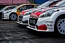World Rallycross Quand la 208 de Loeb roule... sur le pied d'un de ses rivaux