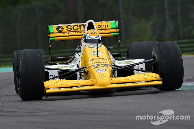 Historic Minardi Day: a Imola ci sarà uno schieramento completo di F1