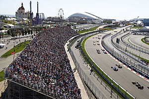 Formula 1 Commentary Five things we learned from the Russian GP