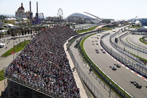 Five things we learned from the Russian GP