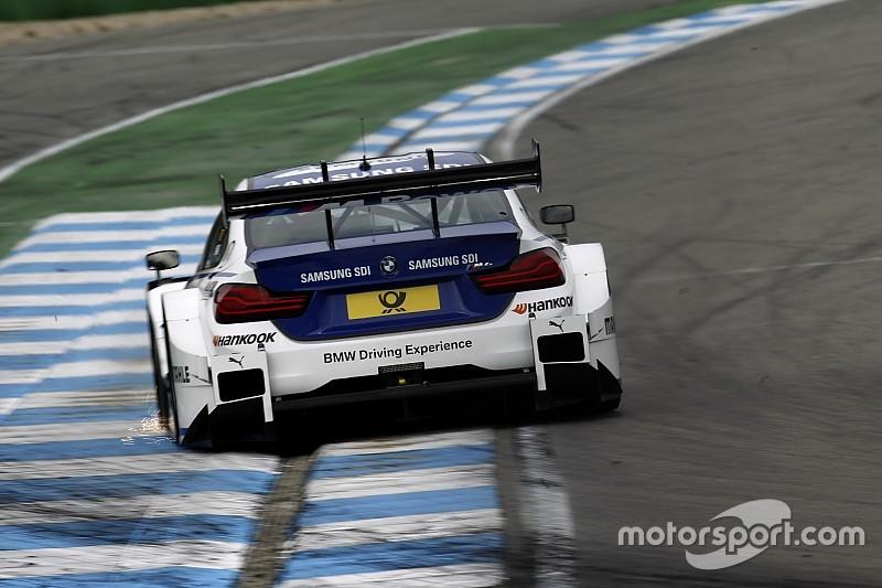 EL3 - Maxime Martin et BMW entre les gouttes