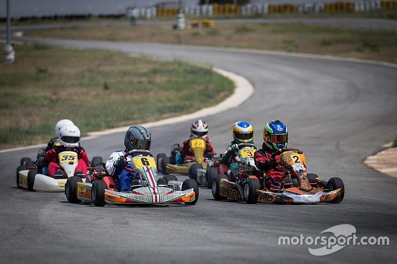 Körfez pisti karting şampiyonasını konuk edecek
