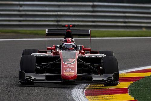 Russell senza rivali sul bagnato centra la pole a Spa-Francorchamps