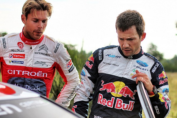 WRC Breaking news Citroen admits it was outbid by rivals for Ogier