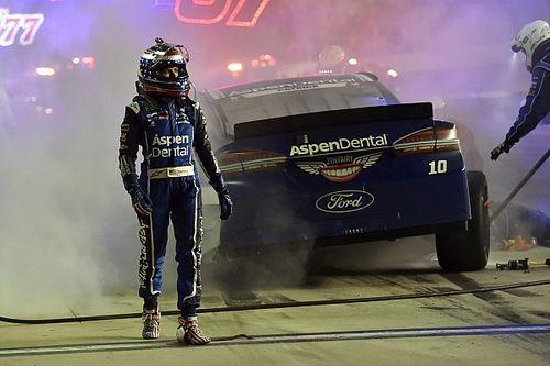 Даника Патрик потеряет место в NASCAR