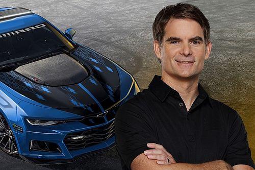 NASCAR's Jeff Gordon joins Fox broadcast of Petit Le Mans