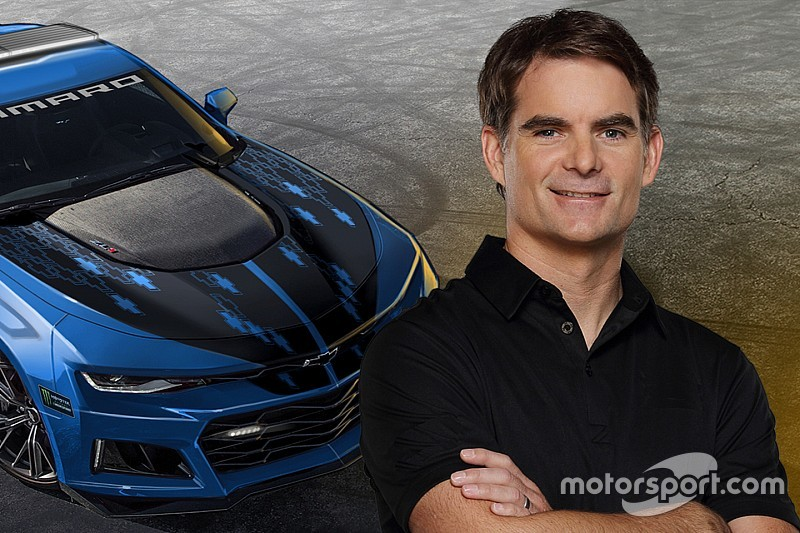 Jeff Gordon returns to the Brickyard 400 again - as pace car driver