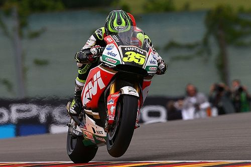 "Crutchlow wants ""out of control"" Sachsenring Turn 11 changed"