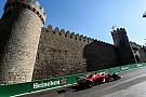Fórmula 1 Ferrari, el más agresivo en su selección de neumáticos para Azerbaiyán