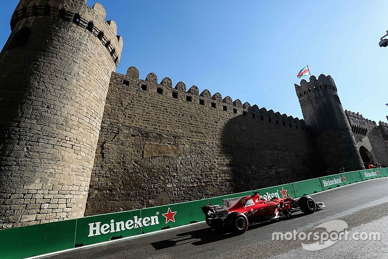 Comissário admite que cogitou desclassificar Vettel em Baku