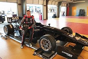 Chad Boat's Indy Lights debut delayed for medical reasons
