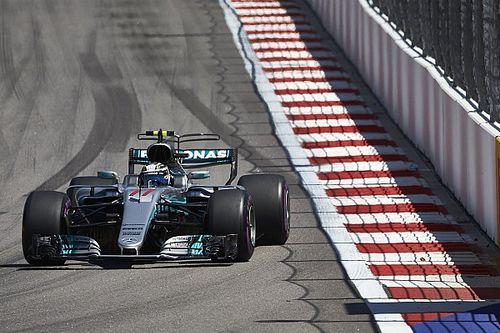 【F1】メルセデス代表、週末の進歩に満足も…「ポールは獲れたはず」