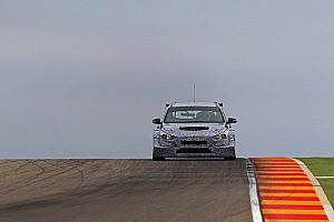 TCR Test Tarquini porta al debutto la Hyundai i30 TCR in Spagna