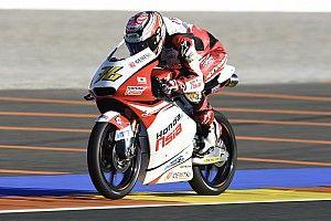 【Moto3バレンシア】予選:尾野がフロントロウ獲得。ポールポジションはカネット