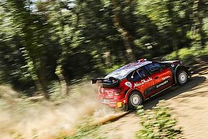 WRC Ultime notizie Video: test su terra per Loeb e Citroen per preparare il Rally del Messico