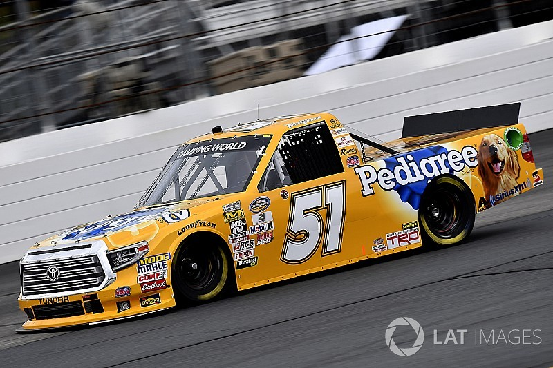 Penalties upheld against Kyle Busch Motorsports after appeal