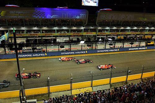 Lof voor F1-wedstrijdleiding: regenstart was de juiste beslissing