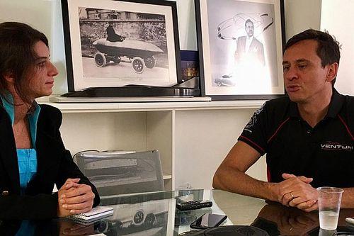 """Franck Baldet (Venturi): """"Unserem Auto fehlte es an Weiterentwicklung!"""""""