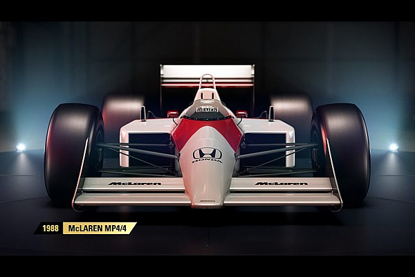 Sim racing Breaking news F1 2017 game gets release date, classic cars