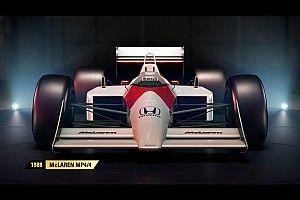 El videojuego F1 2017 tendrá coches clásicos; ya hay fecha de lanzamiento