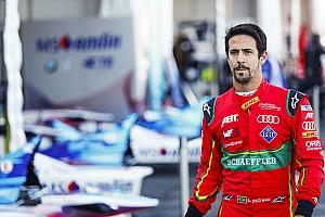 Formel E News Formel E in Paris: Di Grassi kritisiert Felix da Costa nach Unfall