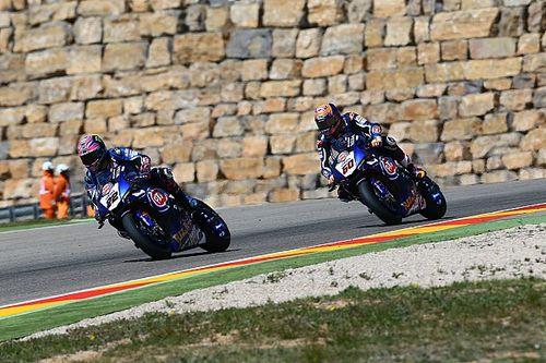 Yamaha renforce sa position de troisième force du championnat